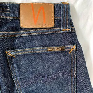 NUDIE HIGH KAI JEANS *FITS SMALL*